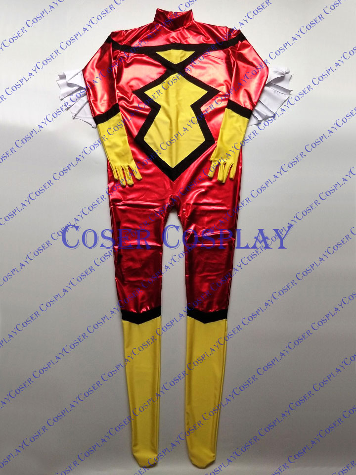 2019 Spider Woman Cosplay Costume Sexy Catsuit 0421